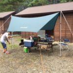 山梨県西湖でのキャンプ~走り続けるために必要な「息抜き」